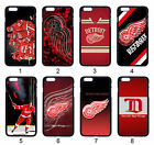 NHL Detroit Red Wings Case For Samsung iPhone iPod Motorola LG SONY HTC HUAWEI $9.58 USD on eBay