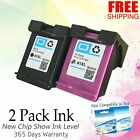 61XL 61 XL Black & Color Ink Cartridge Set For HP ENVY DeskJet OfficeJet Printer