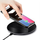 FDGAO Qi Wireless Charger Charging Dock Mat Pad For iPhone XR XS Max Samsung S9