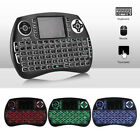 Portable 2.4GHz Wireless Keyboard Backlight Function Touchpad Protable Keypad