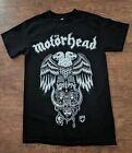 NEW MOTORHEAD HIRO DOUBLE  EAGLE HEAVY METAL T SHIRT image