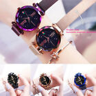Starry Sky Watch Buckle Waterproof Women Luxury Stainless Magnet Masonry L5S7Z image