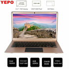 "YEPO 737A 13.3"" Laptop Notebook 2.3GHz for Windows 10 J3455 Quad Core 6GB+256GB"