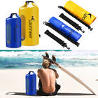 10/20L PVC Waterproof Dry Bag Sack For Canoe Floating Boating Camping Diving