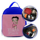 Betty Boop Pink Custom Printed Kids Lunch Bag / Lunch Box $33.52 CAD on eBay