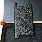 100% Real Forged Carbon Fiber Phone Case Cover for iPhone 78 Plus X XS Max XR