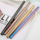 Stainless Steel Straw Metal Drinking Reusable Straw Large Straw Fruit Juice