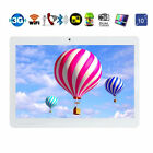 """10.1"""" Inch Android 7.0 Tablet Pc Quad-core 64gb Hd Wifi 10 Inch 2 Sim Phablet Uk"""