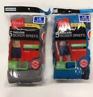 Hanes Tag less Boxer Briefs 10 Pack Mens Assorted Colors & Bands S M L XL !!