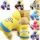 Cute Warm Small Dog Sweaters Costumes Hoodie Clothes Outfits Supplies Apparels