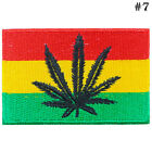Rasta Reggae Africa Funny Peace Love Sign Hippie Boho 70's iron on patches #5