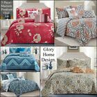 Madison - 5 Piece Reversible Premium Quilt Set and shams image