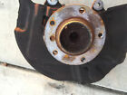 2005 BMW E60 525i Front Left Spindle Nuckle Bearing Hub OEM