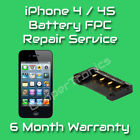 Apple iPhone 4 / 4S  Battery Connector FPC Repair Replacement Service