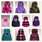 Cute Polyester dog clothes coats warmers many options and colors New No tags