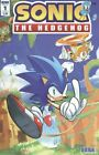 Sonic The Hedgehog comic series by IDW Publishing / NEW image