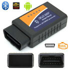 ELM327 WiFi Bluetooth OBD2 Car Diagnostic Scanner Interface iOS Android OBDII FR
