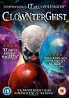 Clowntergeist FEAR OF STUPID CLOWNS HORROR USED VERY GOOD DVD