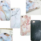 Soft Pastel Marble Pattern Cover Case Shockproof For Phone X 6 6s 8 7 Plus 5 Se