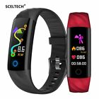 Fitness Tracker Watch Bluetooth Activity Blood pressure Heart Rate Waterproof