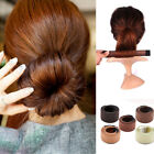 Girl Hair DIY Styling Donut Former Foam French Twist Magic Tools Bun Maker ZYL