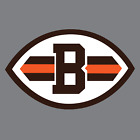 Cleveland Browns Vinyl Sticker / Decal * NFL * AFC * North * Football * OH * $4.00 USD on eBay