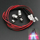 Headlights Taillight Parts For Rc Car Truck Model 4pcs/8pcs Led Lights Lamp Kit