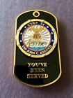 Navy Chief CPO Challenge Coin