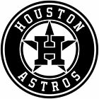 Decal - Houston Astros Logo - Vinyl Decal for Car/Truck Window on Ebay