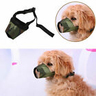 Внешний вид - Pet Dog Muzzle Anti Bark Bite Barking Adjustable Mouth Mask 2XS/XS/S/M/L/XL/2XL