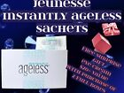 JEUNESSE INSTANTLY AGELESS SACHETS FREE GIFT AND SAME DAY SHIPPING WITH 2 BOXES! image