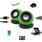 Mini Portable USB Audio Music Player Speaker For IPhone MP3 Laptop Deaktop PC