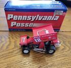 1997 Action Fred Rahmer #77 Pennslvania Posse Sprint Car 1/24th Scale