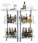 Внешний вид - Mango Steam Contemporary Modern Home Entertainment Liquor Bar Catalina Table