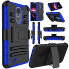 For LG Tribute Empire/Aristo 3 Plus Case Holster Armor Cover / Screen Protector