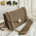 Small Mini Faux Leather Single Shoulder Bag Crossbody Chain Purse Cute Satchel