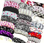 100% COTTON, choice of 38 different good quality Hand made with Love sleep mask