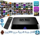 BLACK Arabic HD IPTV TV Box Internet WIFI Receiver Channel ????? ??????? ???????