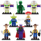 Lego Figure Toy Story IV Figure Buzz Lightyear Woody Aliens Jessie