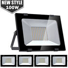 5x 100W LED Flood Light Warm White Outdoor Lighting Spotlight Garden Yard Lamp