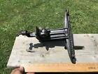 HENRY DISSTON & SONS NO. 3D BENCH MOUNT SAW VISE - CLAMP NON WORKING