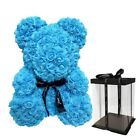 Giant-Large Huge Big Teddy Bear Red Rose Flower Bear Valentine Day Gift NEW 23cm