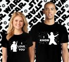 Star Wars Couple Matching Shirts, his and hers Shirts, Disney Star wars Shirts $14.99 USD on eBay