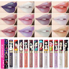 Cmaadu Shimmer Lip Gloss Beauty Girl Diamond Glitter Lip Tint Waterproof Lo V5J5