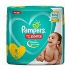 Pampers Small Size (4-8 Kg) Dry Soft Comfortable Fit Disposable Diaper Pants RG