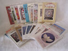 Various Quilt and Wallhanging Patterns - NEW! - Choose From List