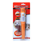 Quick & Safe Pedi Paws Tool Dogs Cats Pets Nail Trimmer Groomer Clipper Cutter