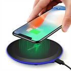 FDGAO Qi Wireless Induction Charger 5W Charging Dock Mat For Phone Xs X 8 8plus