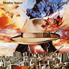 """Weather Report Heavy Weather Poster 32x32"""" 24x24"""" Album Cover Fabric Print"""
