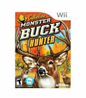 MONSTER BUCK HUNTER - WII Game - Complete - No Scratches FAST SHIPPING!